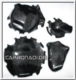 BMW S1000RR ENGINE PROTECTOR KIT (4x, clutsh, generatoe, pickup,